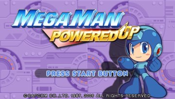 Mega Man: Powered Up