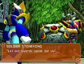 [Image of a Maverick saying, 'Let our swords speak for us!']